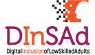DInSAd | Digital Inclusion of Low Skilled Adult People